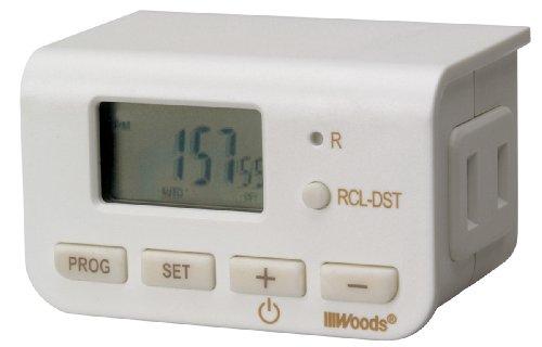 Woods 50027WD Indoor 24 Hour Digital product image