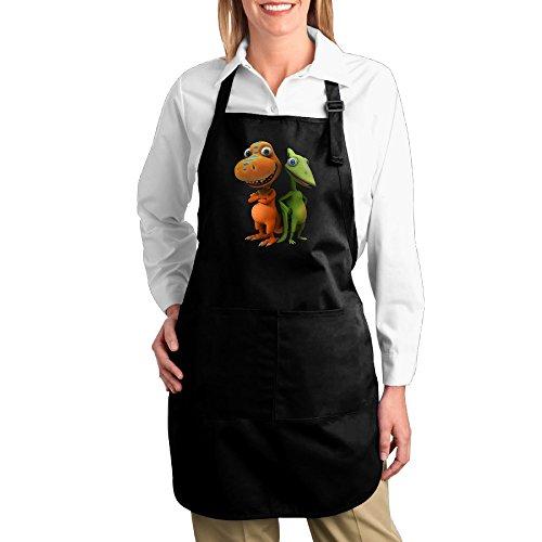 Muppets Costume Chef (Dinosaur Train Muppet Cartoon Funny Home Apron Chef Kitchen Cooking Apron Bib)