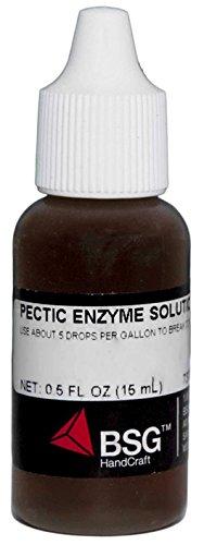 (BSG HandCraft Liquid Pectic Enzyme 0.5)
