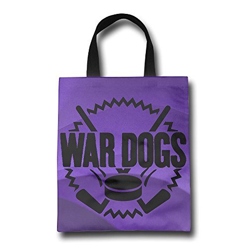DCM500 Canvas Shopping Bags Jet Printed The WarDogs Retail Grabbag For Women & Men.One Size ColorKey