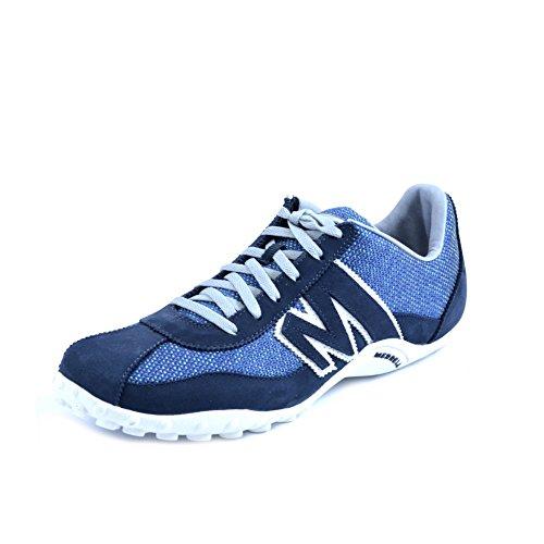 Merrell Sprint Blast Mesh M, Sneaker Uomo Blu