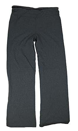 Calvin Klein Slim Bootcut Sweatpants Heather Grey XXL
