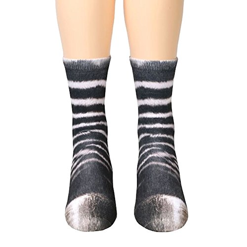 Song Qing Unisex Adult 3D Print Animal Foot