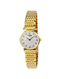Longines La Grande Classique Mother of Pearl Diamond Ladies Watch L42092878