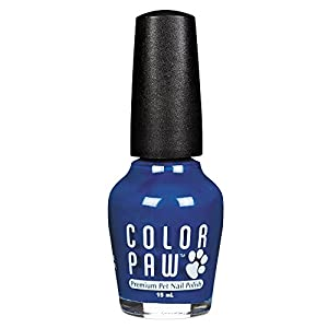 Top Performance Color Paw Nail Polish for Dogs, Blue