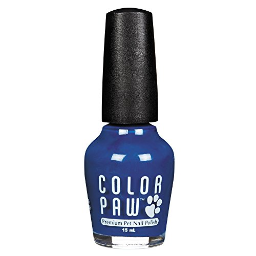 (Top Performance Color Paw Nail Polish for Dogs, Blue)