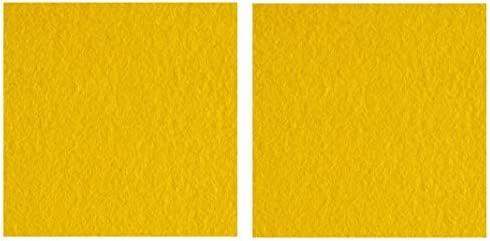 Newcastle Fabrics Polar Fleece Solid Bright Yellow Fabric by The Yard wo ack