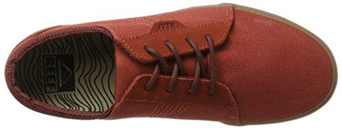 Pictures of Reef Men's Ridge Fashion Sneaker Black D(M) US 2
