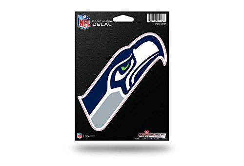 Seahawks Die Cut Decal - NFL Seahawks Seattle Medium Die Cut Decal, 9