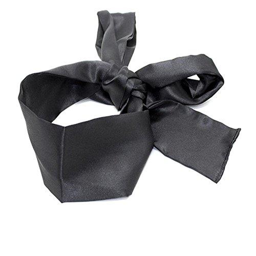 Yeoubi Soft Satin Eye Mask Blindfold Costume Masks