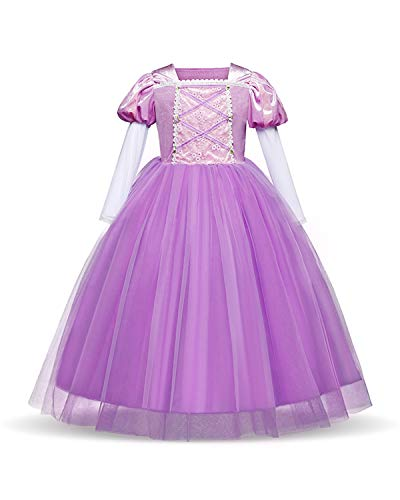 Dress Up Sale (Children Princess Dress Up Costume Cosplay Dress for Girls Toddlers Party Birthday Girls Dresses Wonderful Gift)
