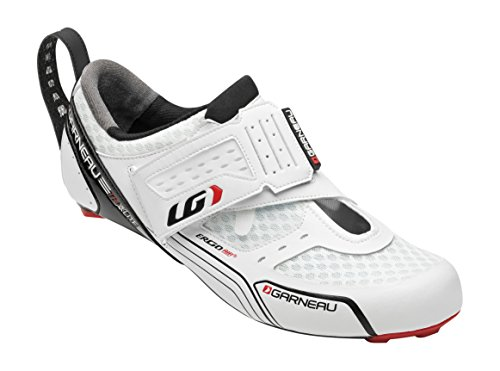 Tribal Triathlon-par de zapatos, color blanco Blanco blanco Talla:Pointure 43