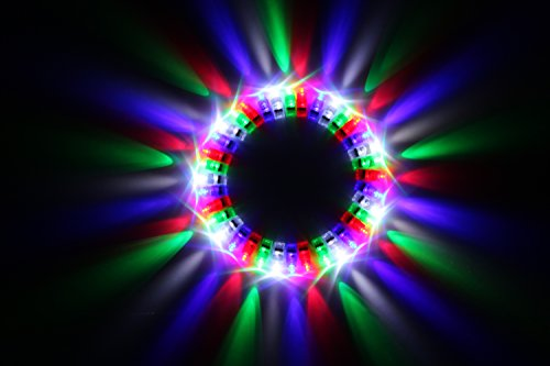 """148 Pcs LED Glow in the Dark Party Favors Pack. 8"""" Glow Sticks Bracelet Mixed Colors Tube of 100, 36 LED Finger Lights, 12 LED Flashing Bumpy Rings for Party Birthday Celebration"""