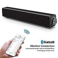 Barre de son, Haut-parleur Bluetooth pour PC, Téléphone, Téléviseur