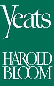 Yeats (Galaxy Books) by Harold Bloom…