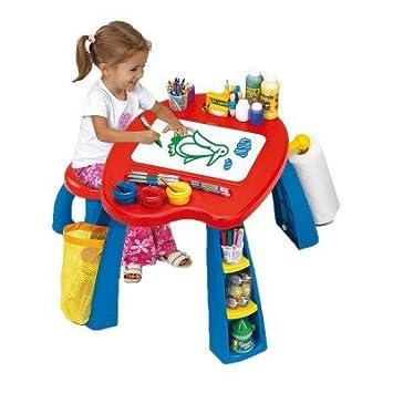 Crayola 5039 - Pupitre Multi-Actividades: Amazon.es: Juguetes y juegos
