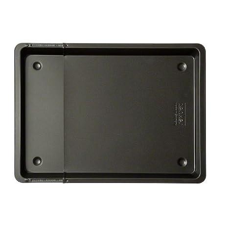 Electrolux - Bandeja para Horno (tamaño Ajustable 37,5-52 x 34 x 3 ...