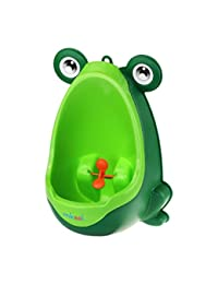 mkool Cute Frog Potty Training Urinal for Boys with Funny Aiming Target BOBEBE Online Baby Store From New York to Miami and Los Angeles