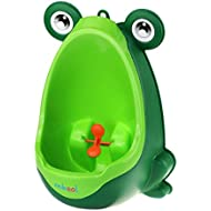 mkool Cute Frog Potty Training Urinal for Boys with...