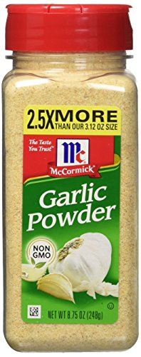 McCormick Garlic Powder, 8.75 Ounce