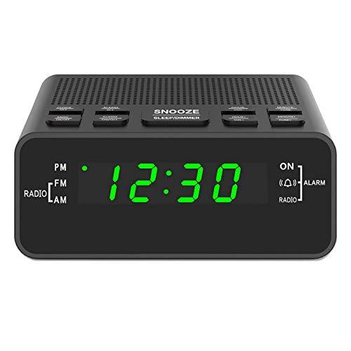Digital Alarm Clok Radio, Alarm Clocks for...