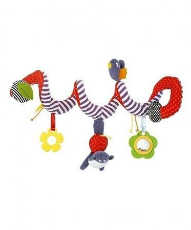 Mamas /& Papas Baby Play Espiral de actividades de viaje