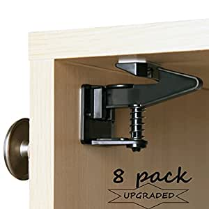 Amazon Com Child Safety Cabinet Locks Latches By Safe