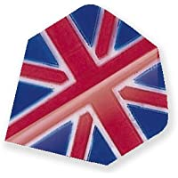 Unicorn Poly Flite Plus (Union Jack) Dart Flights