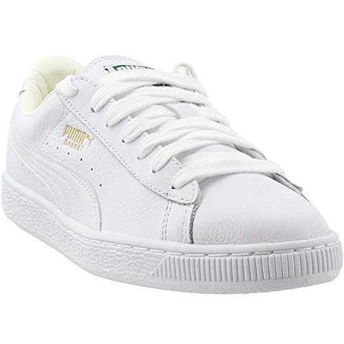 - PUMA Women's Basket Classic LFS WN's Fashion Sneaker White, 11 B US