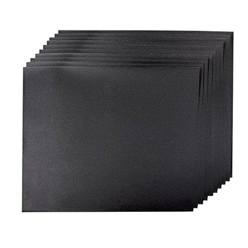 Silverline 239112 Nass- und Trocken-Schleifpapier, 10er-Pckg. 600er-Körnung