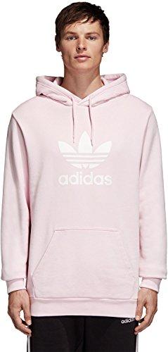 adidas Rosa Camiseta Trefoil Claro Hombre n8w68zqrxA