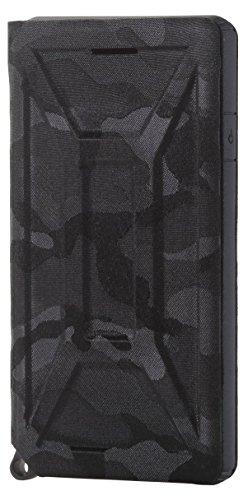 勇気のあるアルファベット予測するエレコム iPhone8 ケース カバー 衝撃吸収 【落下時の衝撃から本体を守る】 ZEROSHOCK 衝撃吸収 iPhone7 対応 カモフラ(ブラック) PM-A17MZEROFT1
