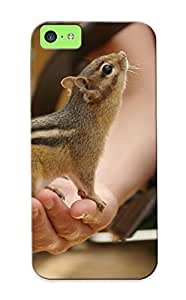 For ipod Case, High Quality Chipmunk Cute Hand For ipod touch5 Cover Cases / Nice Case For Lovers
