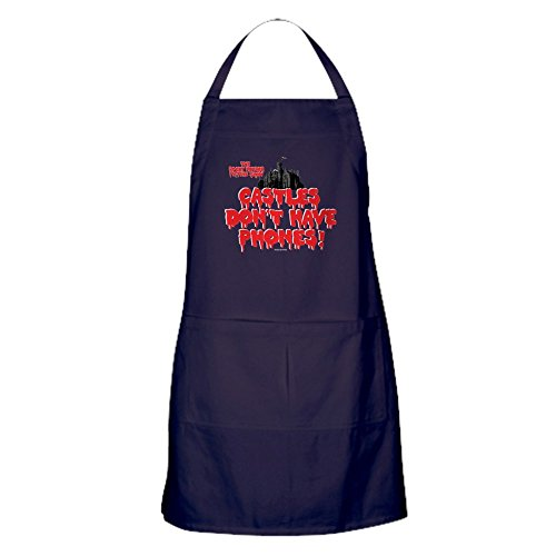 CafePress Rocky Horror Castles Kitchen Apron with Pockets, Grilling Apron, Baking Apron