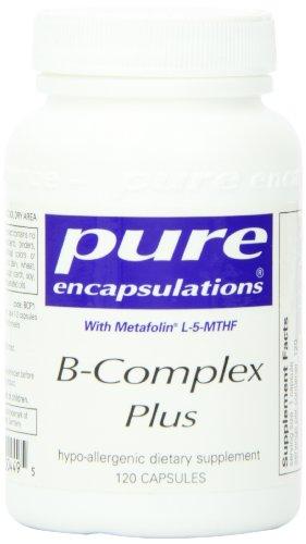 Pure Encapsulations B de plus complexe - 120 capsules végétales