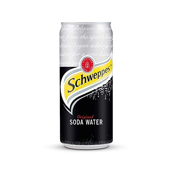 Schweppes Soda Water, 300ml