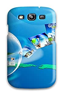Tpu Case Cover For Galaxy S3 Strong Protect Case - Other Design