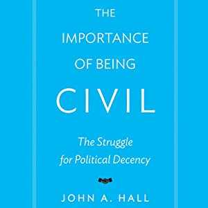 The Importance of Being Civil Audiobook