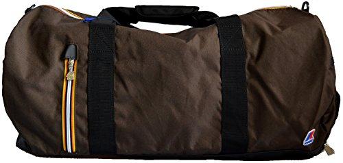 K-Way - Bolso al hombro para hombre COFFEE BLACK