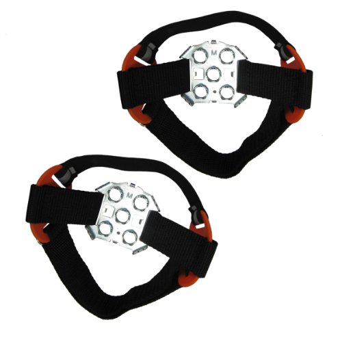 ActionLine KY-11002XL Strap-On Heel Device Snow & Ice Cleats