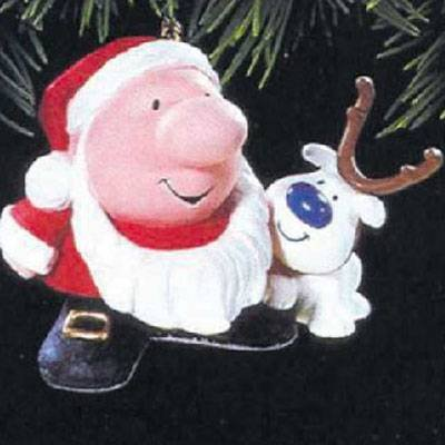 QX6524 Ziggy 25th Anniversary 1996 Hallmark Ornament (1996 Ornament Christmas)