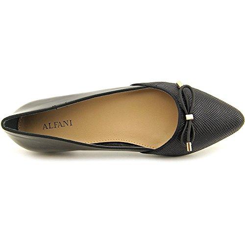 Alfani Femme Zelaa Bout Pointu Noir