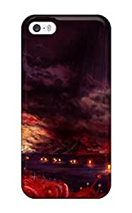 2773227K978878402 anime artistic Anime Pop Culture Hard Plastic iPhone 5/5s cases