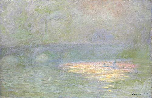 - Claude Monet Waterloo Bridge 30