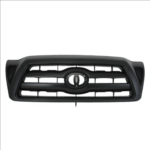 CarPartsDepot 400-441051 5310004410C0 TO1200279 Front Plastic Grille Grill New Body Parts Pickup 2//4-Dr