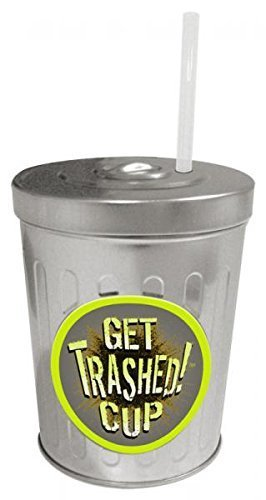 Let's Get Trashed Cup - Party Fun Wedding Gag by Kheper Games