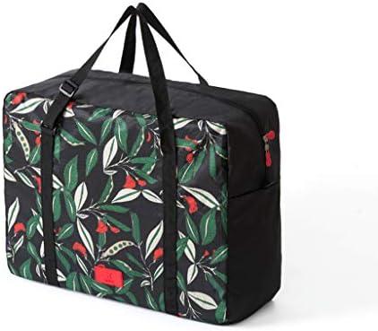 折り畳み式の整理バッグ、旅行バッグ、収納バッグ、仕上げバッグ、強化ハンドル付き、丈夫なジッパー付き A