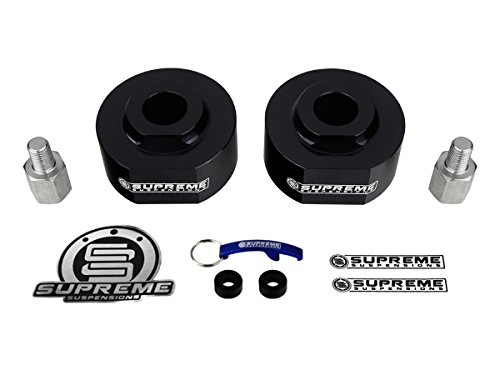 Supreme Suspensions - 4WD Ford Explorer Leveling Kit 2