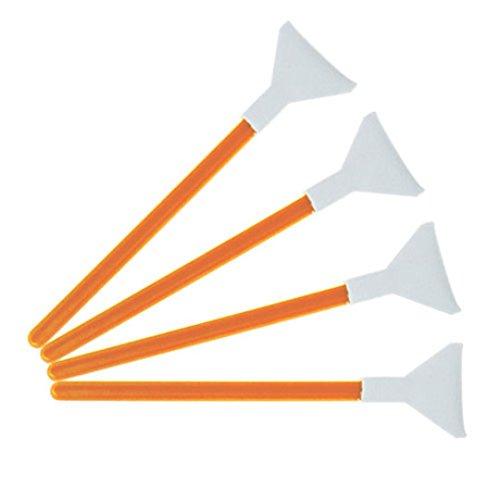 Visible Dust DHAP Vswabs Orange 1.0X Bulk 100 Pack