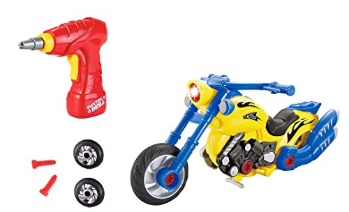 motorcycle build - 2